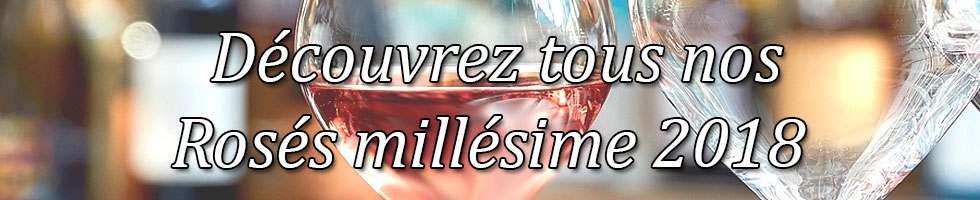 vin rosés Côte de Provence 2018